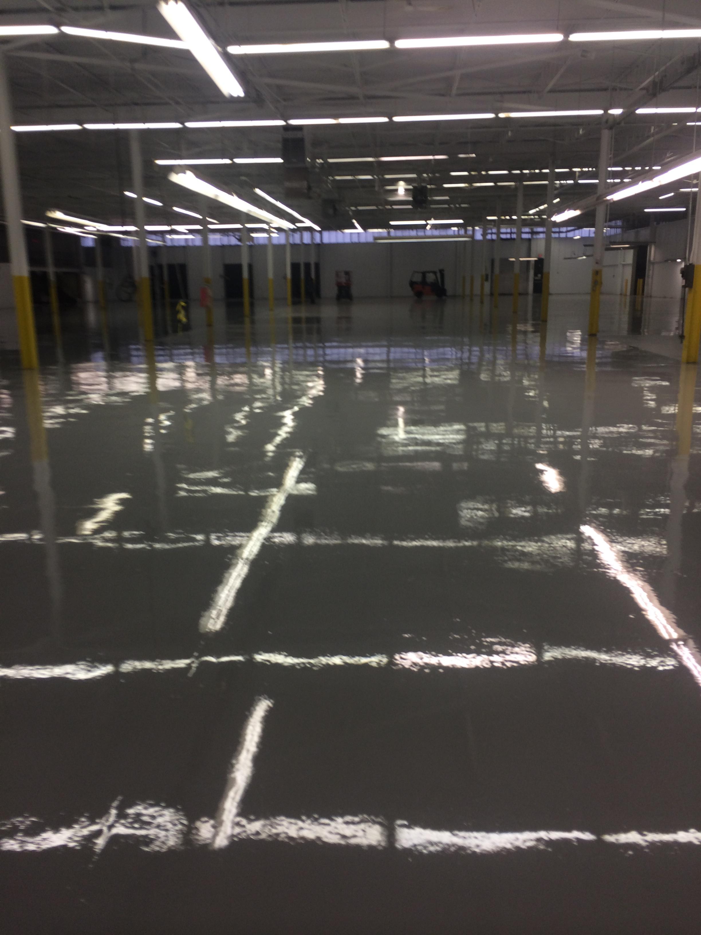 65,000 ft Epoxy Floor Cousins Packaging