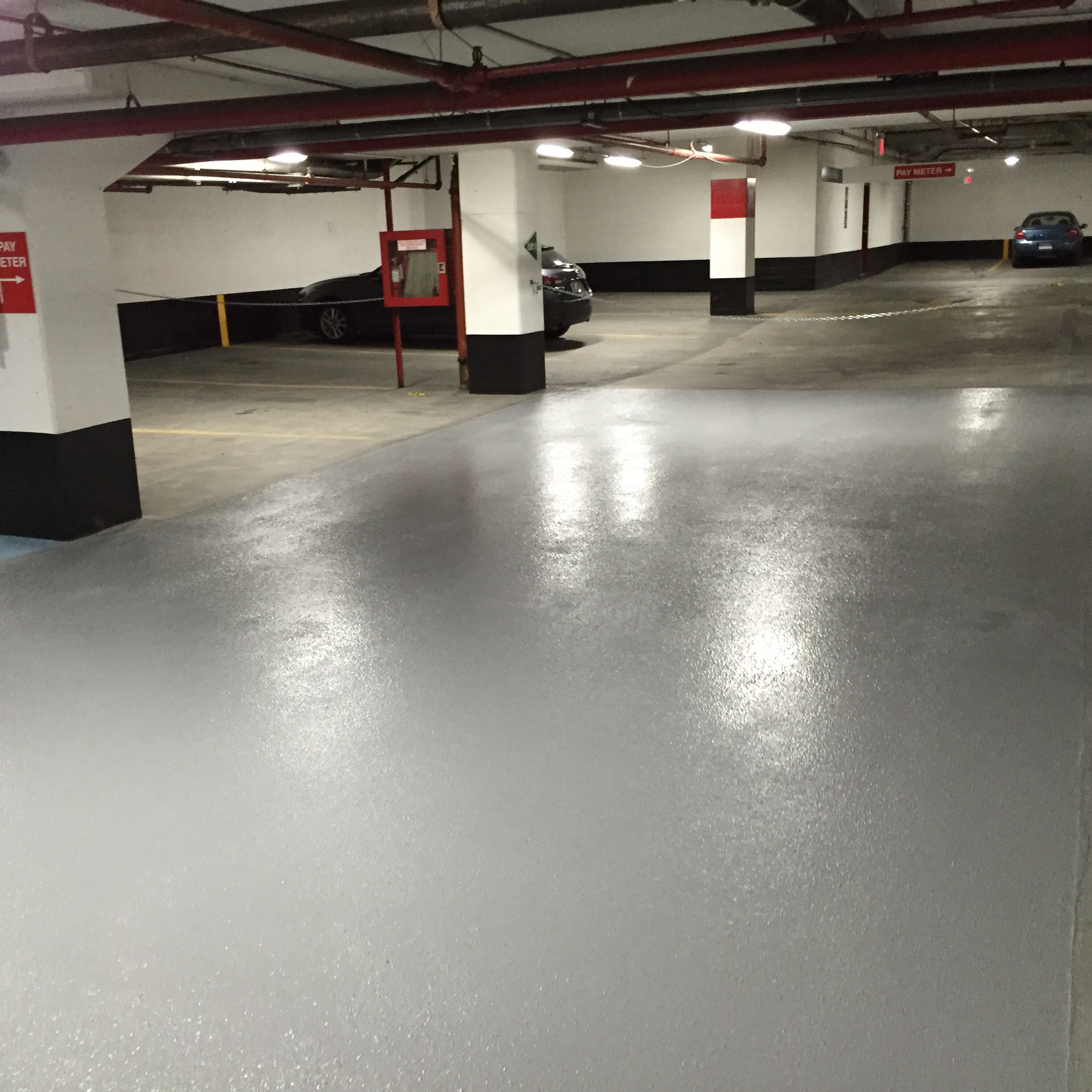 floor floors and popular lowes on great ideas of garage best drain paint concrete at kit